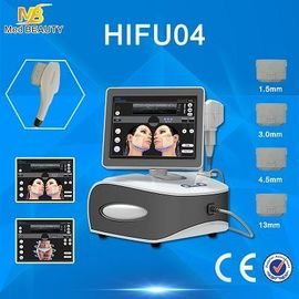 Chine Dispositif de levage facial Etats-Unis de beauté de maison de machine de HIFU de pointe distributeur